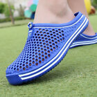 Mens Beach Sandals Slippers Womens Mules Sports Summer Shoes Flip Flop All Sizes