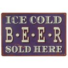 Vintage Retro Tin Sign Wall Decor Metal Bar Plaque Pub Poster Home Tavern Shop
