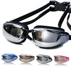 Внешний вид - Waterproof Professional Anti-fog Glasses UV Protection HD Swimming Goggles New