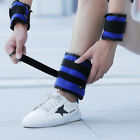 Kyпить Adjustable Strap Ankle Wrist Weights Fitness Training Leg Exercise 4lb to 12 lb на еВаy.соm