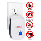 5x Electronic Ultrasonic Pest Reject Mosquito Cockroach Mouse Killer Repeller <br/> No-toxic,Safe &amp; Harmless,US STOCK, Low Price
