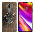"For LG G7 ThinQ G710 6.1"" Ultra Thin Hard Back Case Cover"