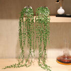 Hanging Garland Plant Artificial Fake Silk Flower Vine Home Garden Wedding Decor