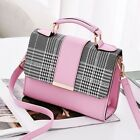 Fashion Women's Leather Handbag Tote Purse Crossbody Messenger Satchel Sling Bag