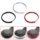 Metal Key Fob For 2008-up Mini Cooper Protective Smart Replacement Ring Deco NEW