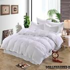 Luxury 1pc Duvet Quilt Cover Bedding Set Single Double Queen King Size Cotton