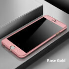 Ultra Thin Case Cover For Samsung S7 8 9 7edge 8+ 9+ with screen protector