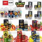 100ml Candy King All Flavors,Ice,Cookie, Milk king - Free Shipping
