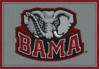 Alabama Crimson Tide NCAA Team Spirit Area Rug