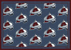 Colorado Avalanche Milliken NHL Team Repeat Indoor Area Rug $109.0 USD on eBay