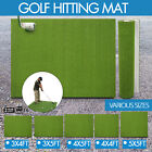 Club Turf Golf Driving Range Chipping Mat Practice Hitting Tee Equipment