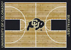 Colorado Buffaloes NCAA Home Court Indoor Area Rug