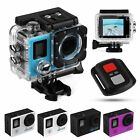 4K Wifi Full HD1080P Sports Action Camera DVR DV Camcorder Helmet Cam Waterproof