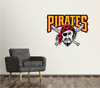 Pittsburgh Pirates Wall Decal Logo Baseball MLB Art Sticker Vinyl LARGE SR73 on Ebay