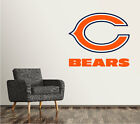 Chicago Bears Wall Decal Logo Baseball MLB Custom Decor Sticker Vinyl SR89 $34.95 USD on eBay