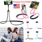 Flexible Neck Lazy Bracket Mobile Phone Stand Holder Mount for Samsung iPhone US