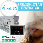 Vidalux Steam Room Generator For Sauna Bath Shower | Premium Quality - UK BRAND
