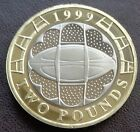 1986 - 2019 Elizabeth II £2 TWO Pound Coin Proof - Choose Your Year