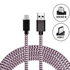 Fast Charger USB Data Cable For Samsung Galaxy A3, A5, A7, A8 (2017-- 2018)