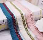 5 Yards National wind Jacquard webbing Weaving tassel Lace sewing Accessories