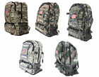 Military Digital Camouflage backpack (Multiple Designs Available)