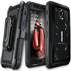 Samsung Galaxy J7 2018 / Refine / Star / Top/ Crown, COVRWARE AEGIS Holster Case <br/> [OFFICAL STORE] Built-In Screen Protector / J7V 2nd Gen