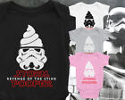 EMPIRE STORM POOPER STAR WARS INSPIRED BABY VEST REVENGE OF THE STINK SITH JEDI