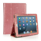 For iPad 2 3 4 Magnetic Folding Folio Case Stand Smart Cover Auto Sleep / Wake