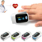 Fingertip Pulse Oximeter Blood Oxygen meter SpO2 Heart Rate Patient Monitor