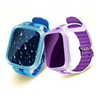 DS18 Smart Watch Kids GPS WiFi Locator Tracker SOS Call SMS Support SIM Card NEW