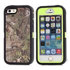 For Apple iPhone SE 5s 5 Case Cover w/ Belt Clip | Fits Otterbox DEFENDER SERIES