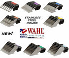 WAHL STAINLESS STEEL Metal Blade GUIDE COMB*Fit Oster A5 A6,Many Andis Clippers