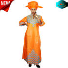 Women African Dresses New Fashion Dashiki Traditional Design Embroidery | #135