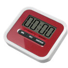 Solar Power Digital Timer Magnetic Loud Alarm For Home Kitchen Baking Cooking