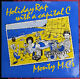 "Monty M.C's – Holiday Rap With A capital C 12"" – DEBTX 3011 – Ex"