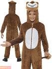 Childs Lion Tiger Bear Elephant Costume Boys Girls Animal Fancy Dress Outfit Zoo