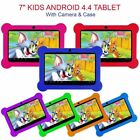7 inch Screen Children Tablets 2G+16G A33 Quad Core for Android 4.4 Tablet PC XO