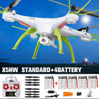 Syma X5HW 2.4G Quadcopter Drone WIFI HD Camera FPV Altitude Hold RC Toys For Kid