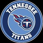 Tennessee Titans Throwback Circle Logo Vinyl Decal / Sticker 5 sizes!! $4.99 USD on eBay