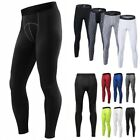 Men Compression Fitness Base Layer Stretch Sports Running Pa