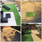 ARTIFICIAL GRASS ECO PLASTIC REINFORCEMENT PATHWAY & PARKING SUPPORT GRIDS (nw)
