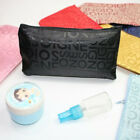 Portable Makeup Bag Case Organizer Zipper Mini Handbag Travel Toiletry Pencil US
