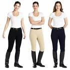 Caldene Ladies Womens Chelsea Stretchy Show Competition Horse Riding Breeches