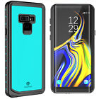 For Samsung Galaxy Note 9 Life Waterproof Shockproof Case with Screen Protector