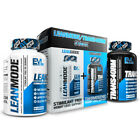 Evlution Nutrition LeanMode + Trans4orm Stack Fat Burner Weight Loss Diet Kit