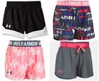 New Under Armour Toddler Girls Play Up Shorts Choose Color a
