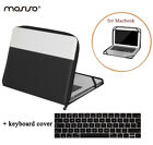 MOSISO® Macbook Air 13 Vintage PU Leather Book Case Pro 13