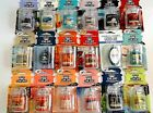 *NEW* Yankee Candle Ultimate Car Jar Air Freshener ~ NEW SCENTS ~ To Choose From