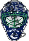 Vancouver Canucks Front Goalie Mask Vinyl Decal / Sticker 10 Sizes!!! $3.99 USD on eBay
