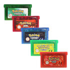Pokemon Serie Deutsche Videospiele Fur Game Boy Advance GBA